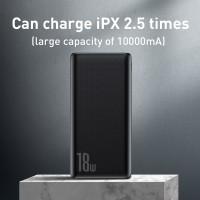 BASEUS Bipow Quick Charge Power Bank PD+QC 10000mAh 18W PPDML