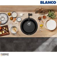 Bak Cuci Piring Silgranit BLANCO Rondo + Mida Silgranit
