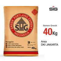 Semen Gresik 40kg Area Jakarta