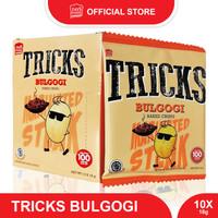 Tricks Crisps 10 x 18g BULGOGI – Potato Baked Crisps