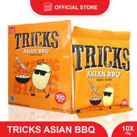 Tricks Crisps 10 x 18g ASIAN BBQ – Potato Baked Crisps