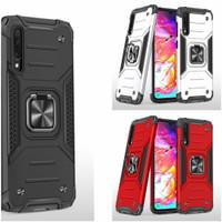 Casing Softcase New Armor Samsung Galaxy A50 Soft Back Case - Putih