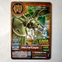 Kartu Animal Kaiser Mecha Eagle Bronze Rare Evo 8 100% Original