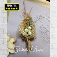 Buket bunga mini untuk mahar, hampers, fotografi dan hiasan