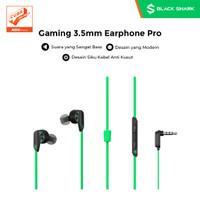 Black Shark Gaming 3.5mm Earphone 2 Pro Garansi Resmi Original