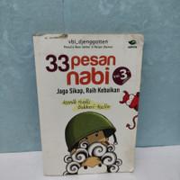 BUKU 33 PESAN NABI VOL. 3