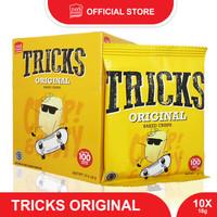 Tricks Crisps 10 x 18g ORIGINAL – Potato Baked Crisps