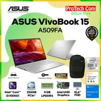 ASUS VIVOBOOK 15 A509FA - i3-10110U 4GB 256GB INTEL UHD 15.6 OHS W10