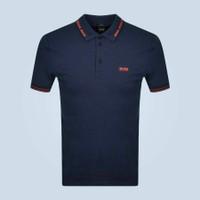 Hugo Boss Paule Collar Logo - Detail Slim Fit Polo Shirt