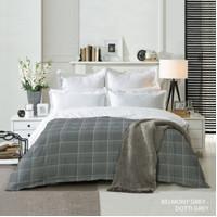 Bedcover set king rabbit 180x200(A)