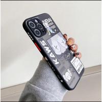 KAWS Casing Iphone 12 Pro Max