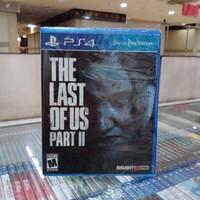 PS4 THE LAST OF US PART II region 2