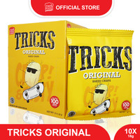 Tricks Crisps 10 x 18g (All variant) – Potato Baked Crisps