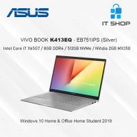 ASUS Vivo Book K413EQ-EB751IPS Core i7 - Silver