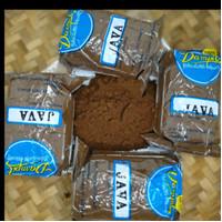 Kopi bubuk Java Robusta berat bersih 1kg