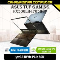 ASUS TUF GAMING F15 FX506LH i7-10870H 8GB 512GB GTX1650 4GB W10 144HZ