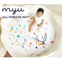HELLO MYU All Purpose Mat - Tatakan Main Anak - Kolam Mini - Art Mat