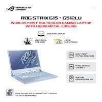 Asus ROG Strix G512LU I766B6B (Core i7-10750H/8GB/512 SSD/GTX1660Ti)