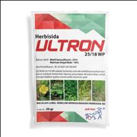 Herbisida ULTRON 25/18 WP Pak Tani 20 gr PRODUK ORIGINAL