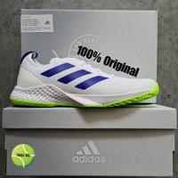 Sepatu Tenis Adidas Court Control FX White - H00941, 40
