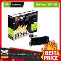 VGA Card MSI GeForce GT 730 N730K-2GD3H/LPV1 - 2GB DDR3