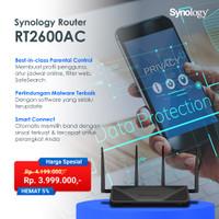 SYNOLOGY RT2600ac Router Garansi 2 Tahun