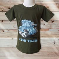 Baju Anak Laki Laki Tank Kaos Tshirt Kaos Oblong 1 sampai 12 Tahun