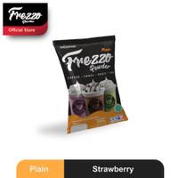 Frezzo Powder Plain Bubuk Minuman Strawberry 1 Kg