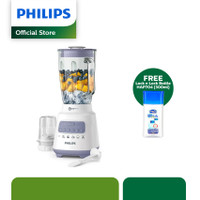 Philips Blender 2L Glass - Lavender Free Lock n Lock Bottle HAP704