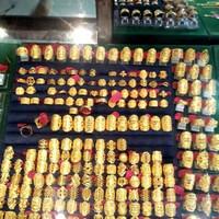 cincin emas 24 k asli Palembang