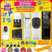 Water Purifier ADVANCE Saringan Air Minum Dispenser Mesin Filter RO - RO-W1