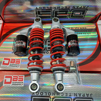 shock dbs 280mm tabung atas capy yss g-plus jupiter z/z1,vega r/zr,fiz