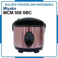 Rice Cooker Miyako MCM 508 SBC / Magic Com MCM 508 SBC - 1,8 Liter