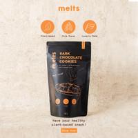 Melts Cookies Coklat Snack Sereal sehat diet