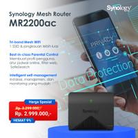 Synology MR2200ac Mesh WI-FI Router Garansi 2 Tahun