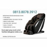 Beli Kursi Pijat Rovos Terbaru Tipe R662L Hubungi Aja 081380783912