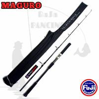 Rod Jigging MAGURO BARRACOUTA 176 PE 1.5-4 Ring Fuji Joran Jigging