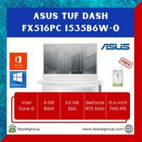ASUS TUF DASH FX516PC I535B6W-O Core i5 11300H 8GB 512G RTX3050 144Hz