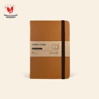Notebook / Journal A6 Small - Rust Amber - Buku Jurnal / Agenda