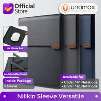 Sleeve Nillkin Versatile for Laptop / Notebook 14 / 16 - Grey, 14inch