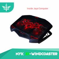 FAN LAPTOP NYK Nemesis WindCoaster X1 3 Super Fan Up to 15.6inch