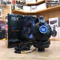 ISK HP-680 HP680 Headphone Monitor FLAT Headphone