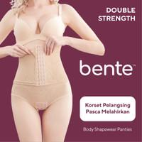 BENTE Body Shapewear Panties Korset Pelangsing Pasca Melahirkan 0154