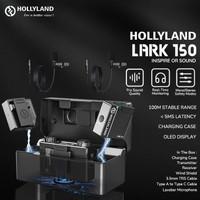 Hollyland Lark 150 Clipon Wireless Microphone System