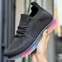 Sepatu sneakers wanita import charlotte running fashion wanita d27