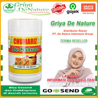 Obat herbal pengemuk penambah berat badan & nafsu makan De Nature - 1 paket