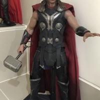 Hot Toys Thor avengers age of ultron BIB