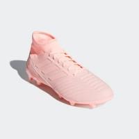 Sepatu bola adidas original Predator pink 18.3 FG new 2018
