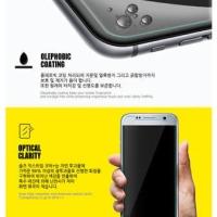 KOREAN Tempered Glass Samsung J6 Plus J6+ Screen Guard Anti Gores Kaca