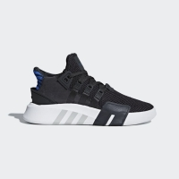 Adidas Men EQT Basketball ADV Shoes Black Blue Originals